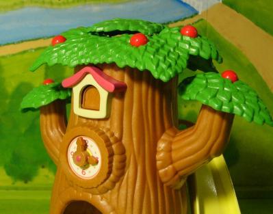 時計の樹のお家 3