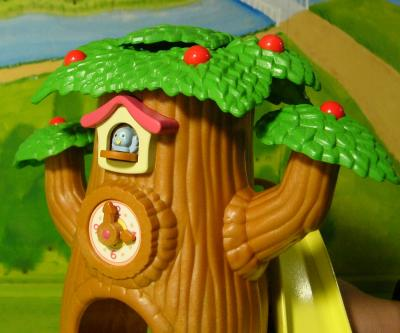時計の樹のお家 4