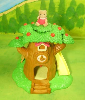 時計の樹のお家 8