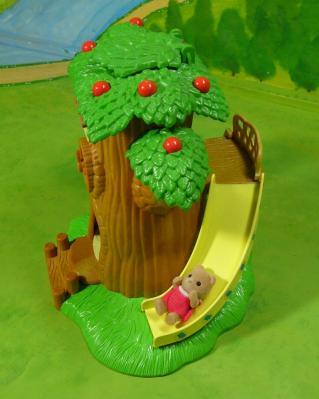 時計の樹のお家 6