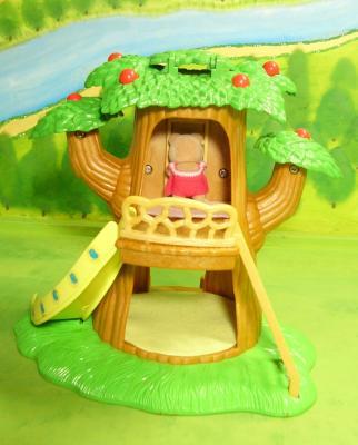 時計の樹のお家 7