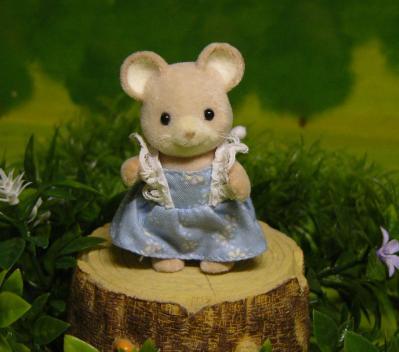 ネズミちゃん おはなし