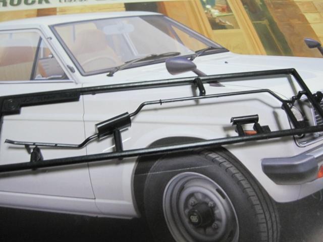 ハセガワ サニトラ サニートラック ロングボデー デラックス GB121