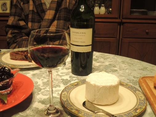 1月4日 ワイン