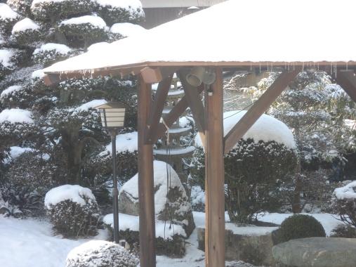 1月4日 雪