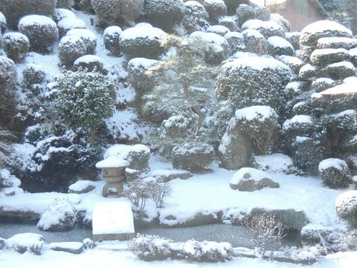 1月4日 雪2