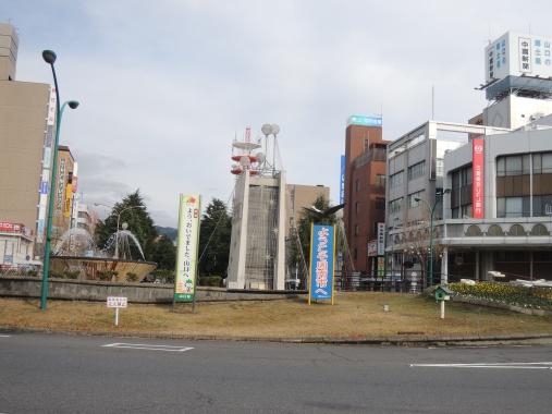 1月4日 徳山