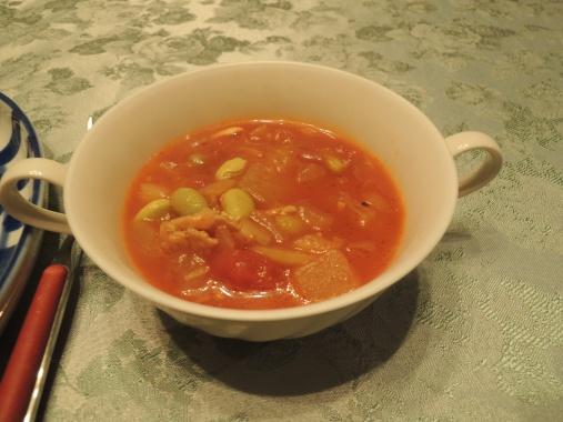 1月22日 スープ