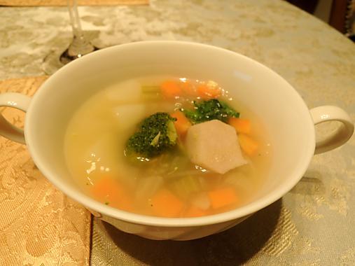 12月16日 スープ