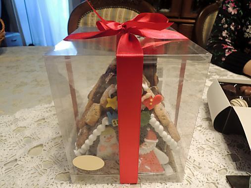 12月16日 お菓子の家