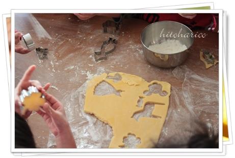 クッキー作ろう