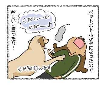 羊の国のラブラドール絵日記シニア!!ちょっと、何?2