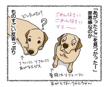 羊の国のラブラドール絵日記シニア!!反省してるじゃん!2