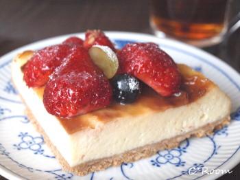 ベイクドチーズケーキ2