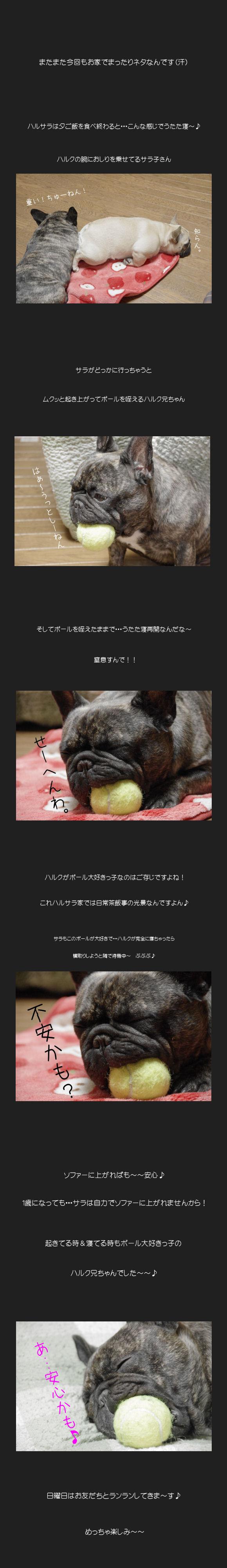 I LOVE BALL ♪♪