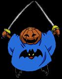 没・かぼちゃおとこ