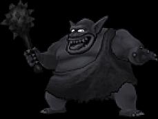 ダークトロル(闇の世界)
