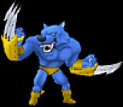 ドラクエ8 タイガークロー
