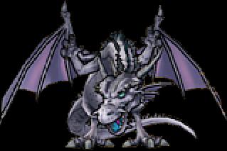 白銀のホイ竜