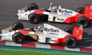 McLaren MP4-4 & MP4-5(20120903)