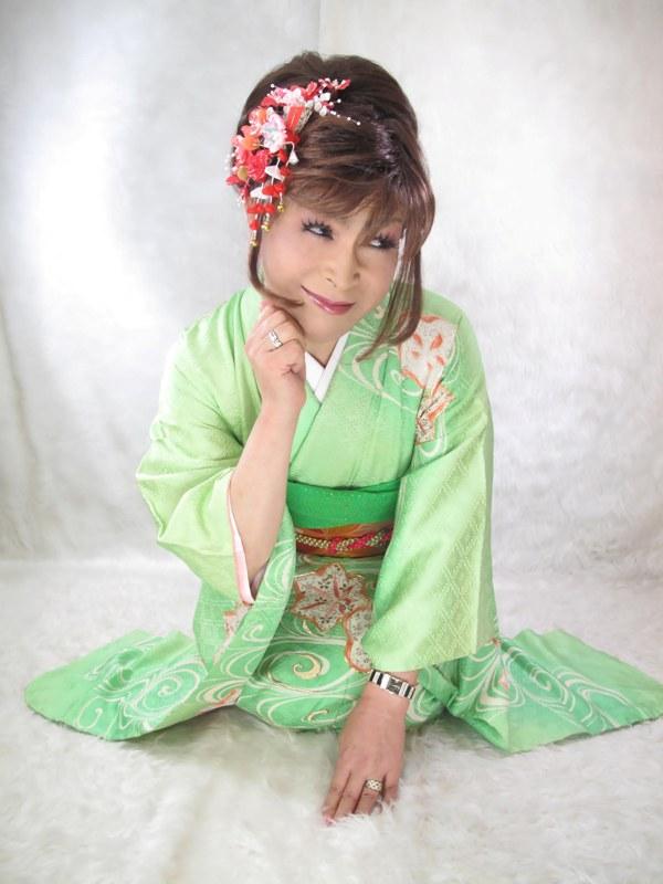 緑振袖ご挨拶(4)