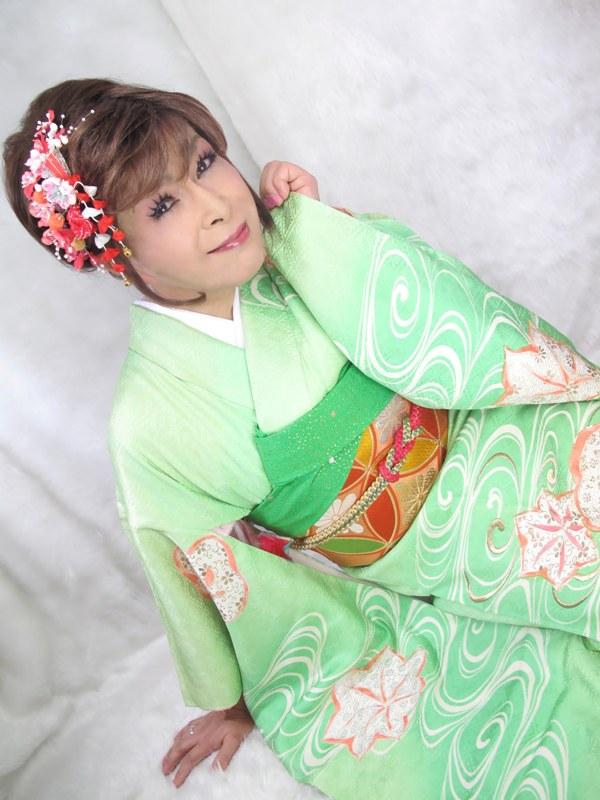 緑振袖座(4)