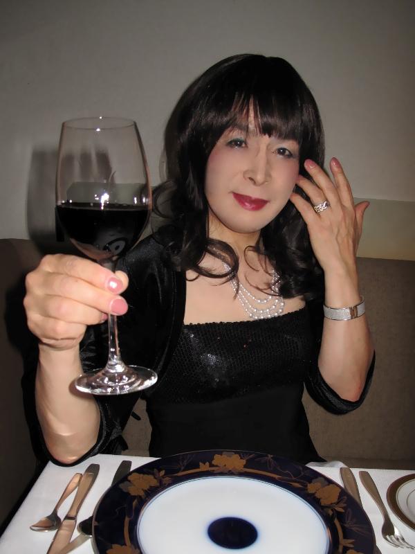 山のホテル夕食(3)
