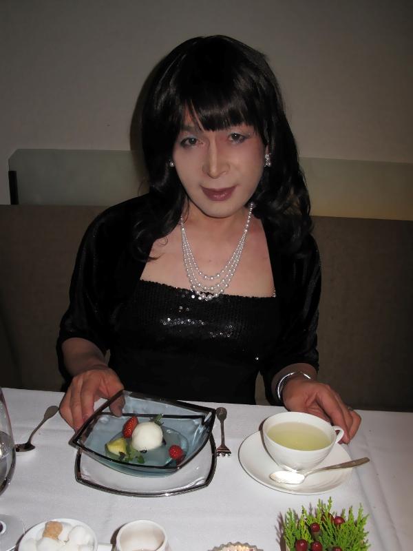 山のホテル夕食(4)