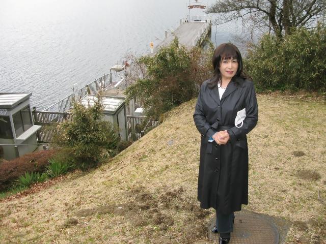 山のホテル黒コート(3)