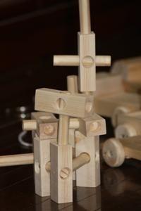 積み木ブロック1