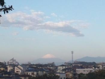2012.10.29の富士