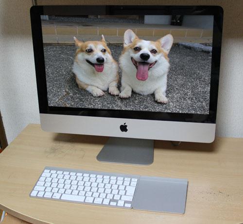 新しいMac