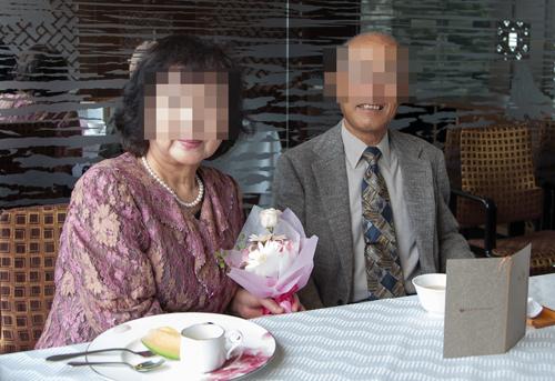 両親金婚式2