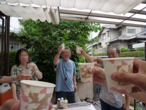 2012 6月ティナ家BBQ 031