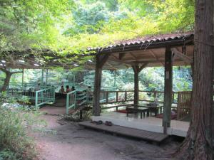 2012 8月鮎料理「渓流荘」 057