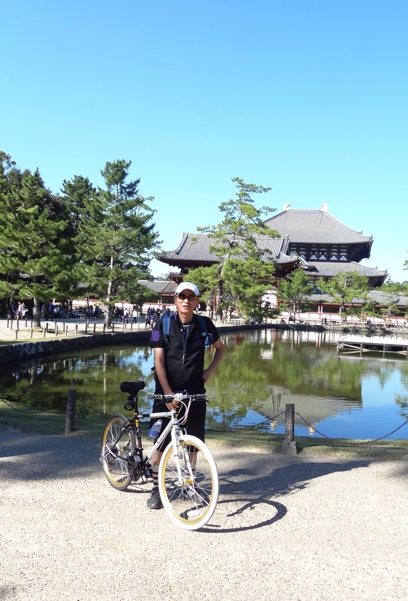奈良サイクリング