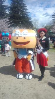 004姫路城桜