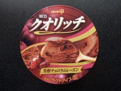 クオリッチ芳醇チョコラムレーズン