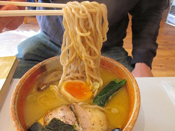 003あってり麺 鳥塩2