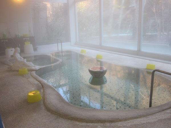 003鹿教湯 つるや旅館混浴風呂