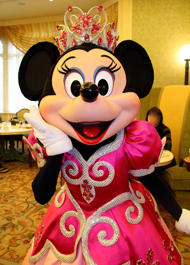 プリンセスなミニーちゃん1