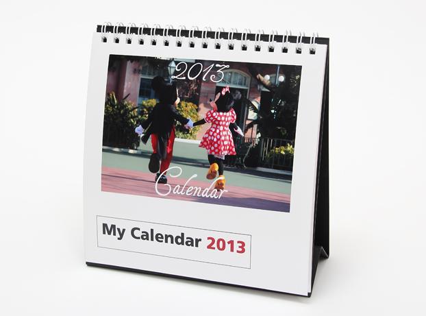 Myカレンダー ~1月~1