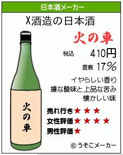 Sake X