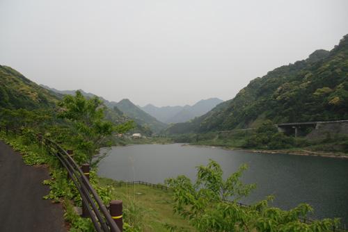 萱瀬ダム2
