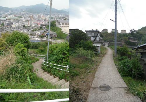 三原台の細道2