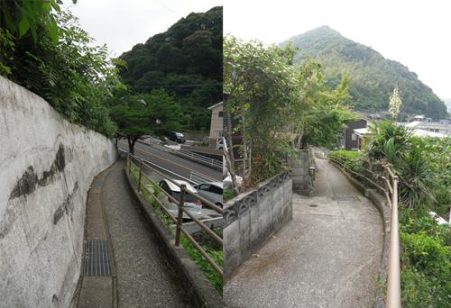 三川町の細道5