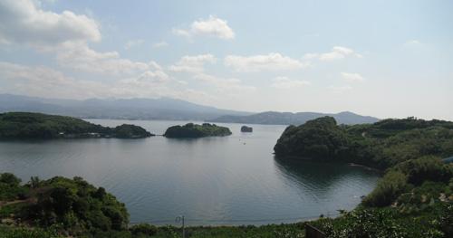 大村湾の景色1