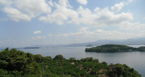 大村湾の景色2