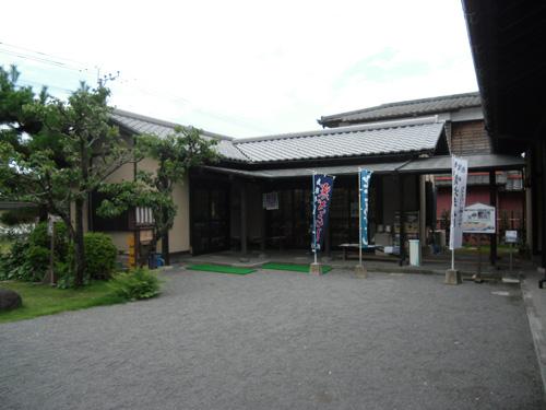武家屋敷売店
