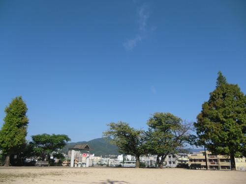 今日もいいお天気だな~。